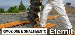 Smaltimento Eternit e amianto bando inail 65%