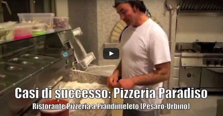 caso di successo: pizzeria Paradiso