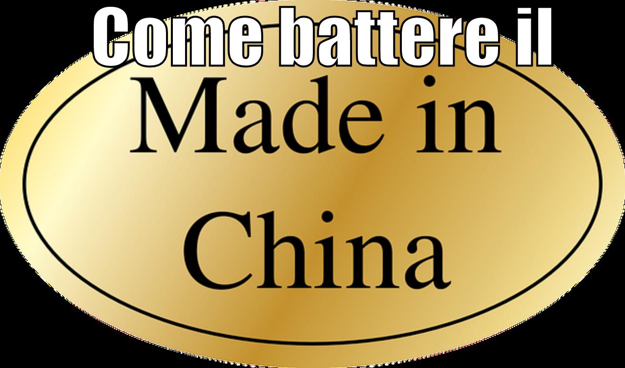 Combattere il made in china con l\'innovazione finanziata
