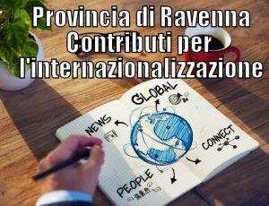 Ravenna -Contributi internazionalizzazione imprese