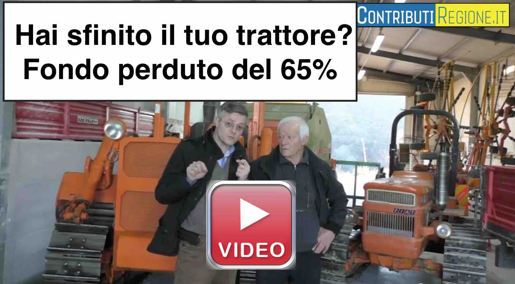 finanziamenti trattori intervista