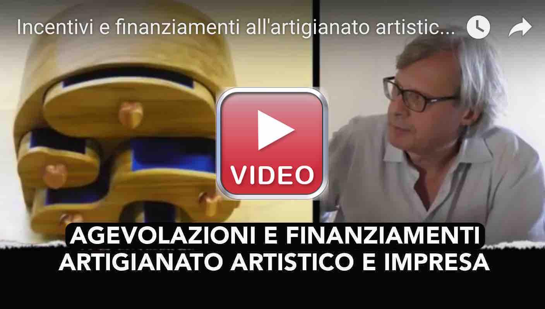 Finanziamenti all'Artigianato artistico
