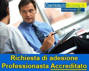 Professionista Accreditato ContributiRegione.it