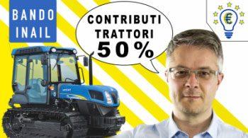 contributo trattori 50%