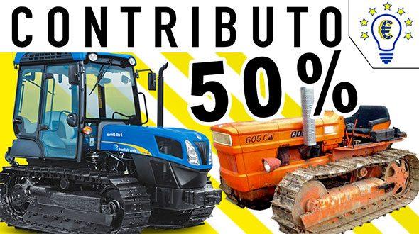 Finanziamenti agricoltura per trattori sicuri