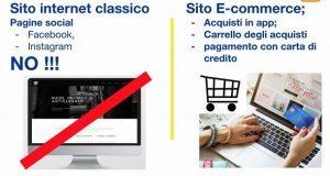 voucher digitalizzazione e-commerce no sito web